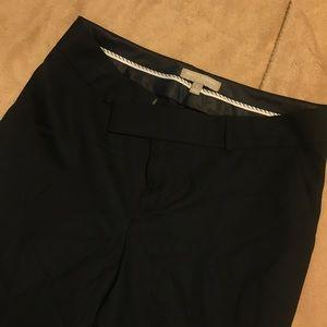Martin Fit Black Dress Pants
